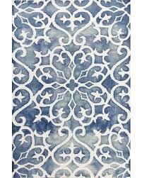 interesting blue area rugs strikingly ideas white and blue area rug creative blue area