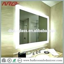 lighted medicine cabinet led mirrors bathrooms full image for best makeup mirror led lighted medicine cabinet m85