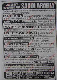 Electrical Cad Designer Jobs Architects Electrical Engineer Mechanical Engineer Civil