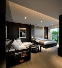 contemporary bedroom design. Beautiful Contemporary Pay Special Attention To Artificial Lighting Intended Contemporary Bedroom Design