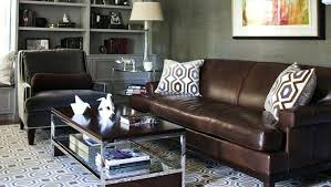 elegant brown sofa chair accent chairs for brown leather sofa brown sofa