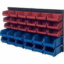 garage storage boxes. Contemporary Boxes Image Is Loading GarageStorageBinsRack30LargePlasticTools To Garage Storage Boxes E