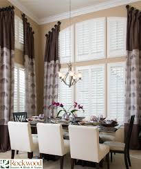Window Treatments For Living Room Love This A Two Story Living Room Requires A Dramatic Window