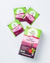 Buy Fabindia <b>Tulsi Sweet Rose</b> Infusion <b>Tea</b> Bags Online in India ...