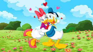 Tổng hợp hình ảnh Vịt Donald ngộ nghĩnh, đáng yêu