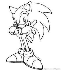 Small Picture coloring page Sonic X Sonic X Kids Arts and Crafts
