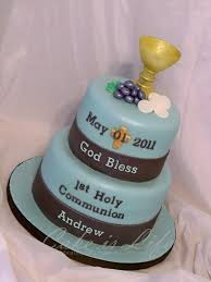 Ideas For Communion Cakes Firt Bet