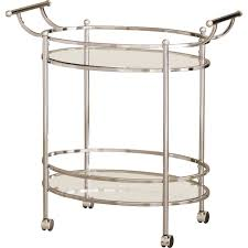 Pruitts Bedroom Furniture Wade Logan Pruitt Bar Cart Reviews Wayfair