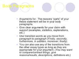 argumentative essay  23