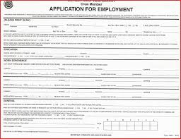 Best Of Application For Employment Pdf Type Of Resume