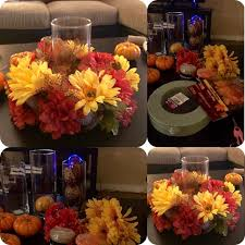 2018 diy home decor dollar 0 7 fall centerpiece super cute and easy to make all supplies from dollar