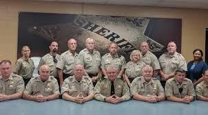 Command Staff Floyd County Sheriffs Office