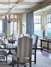 traditional dining room beach house victoria hagan many details
