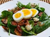 amish after easter hard boiled egg veggie cream cheese salad