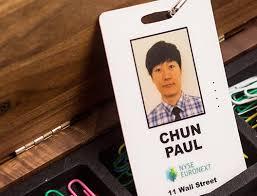 employee badges online custom products plastic printers inc