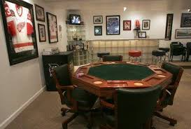 A Man Cave is defined as