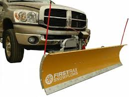 firsttrax home series snow plows realtruck com firsttrax home series snow plows