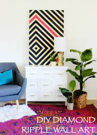 on big wall art diy with diy wall art