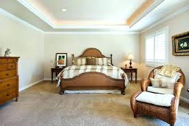 tray ceiling lighting. Tray Ceiling Lighting Bedroom Light Shades Traditional With Pelmet In A