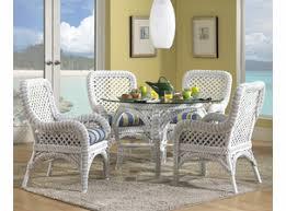 outdoor white wicker furniture nice. Wicker Dining Set Lanai White Outdoor Furniture Nice