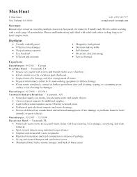 Hospitality Cover Letter Example Hospitality Cover Letter