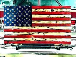 wall arts wooden flag art for zoom flags large reclaimed wood rustic american elegant design