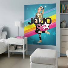 Jojo Siwa Mural Giant Officially Licensed Nickelodeon Removable Wall Graphic