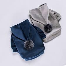 Warm <b>Dog Clothes Winter</b> Pets <b>Dogs Clothing</b> French Bulldog Dog ...