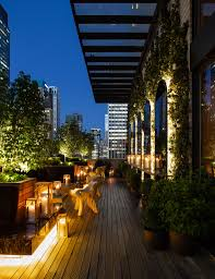 United kingdom, basingstoke, skyline plaza. Castell Rooftop Bar By Bhdm Offers Cosy Setting With Manhattan Views Rooftop Bar Design Rooftop Bar Rooftop Restaurant
