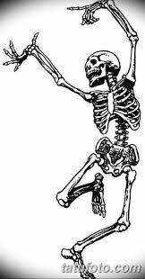 фото тату скелет от 28082017 044 Tattoo Skeleton Tatufotocom