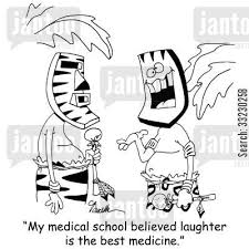 laughter is the best medicine cartoons humor from cartoons my medical school believed laughter is the best medicine