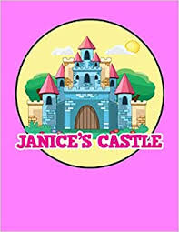 Janice's Castle: Primary Composition Story Book To Practice ...