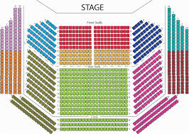 Mahaffey Seating Chart 71 Logical Foellinger Theater Seating Chart