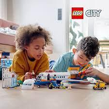 Đồ chơi lắp ráp mô hình LEGO CITY Máy bay chuyên chở hành khách 60262   Lắp  ghép, Xếp hình