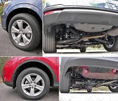 2014 Subaru Forester + 2014 Toyota RAV4 AWD - DHS Compact ...