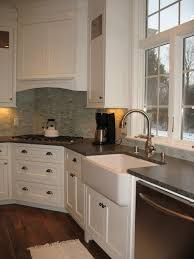 Corner Cooktop Kitchen Design