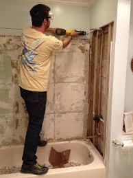 how to remove bathroom wall tiles free home decor replace bathroom wall tile part 33 rx dk diy324050 fiberglass