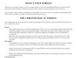 Resume Proper Format Address Format On Resume Format Resumes Format