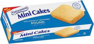 Ewgs Food Scores Entenmanns Minis Pound Cake