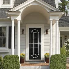 security storm door