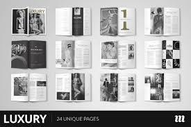 Magazines Layouts Ideas 036 Free Magazine Template Indesign Ideas Striking Layout