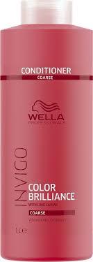 Wella Invigo Color Brilliance <b>Бальзам</b>-<b>уход</b> для защиты цвета ...