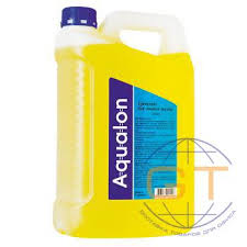 <b>Средство д</b>/мытья <b>посуды</b> 5 литров <b>Аквалон</b> Лимон, 1/4, купить с ...