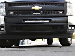2007-2013 Chevy 1500 & 2007-2010 2500/3500 Fog Light... | Rigid ...