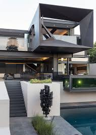 modern architecture interior. Nico Van Der Meulen Architects Together With Interior Designers M Square Lifestyle Design, Have Recently Completed The Kloof Road House, In Johannesburg, Modern Architecture