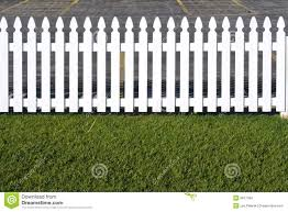 White Wooden Picket Fence White Wooden Picket Fence Picket Fence