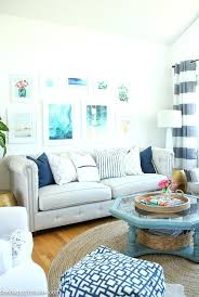living room chairs with lumbar support. living room makeover reveal the happy make over coastal style blue and white for one challenge . 3 step chairs with lumbar support n