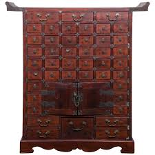 Antique Apothecary Cabinet Chinese Multi Drawer Apothecary Chest At 1stdibs