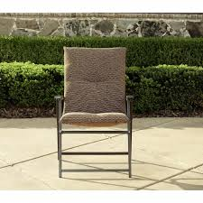 La Z Boy Outdoor Alex Padded Folding Chair