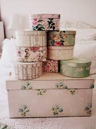 Decorative Vintage Storage Boxes 60 best Vintage Hat Boxes images on Pinterest Cartonnage 2